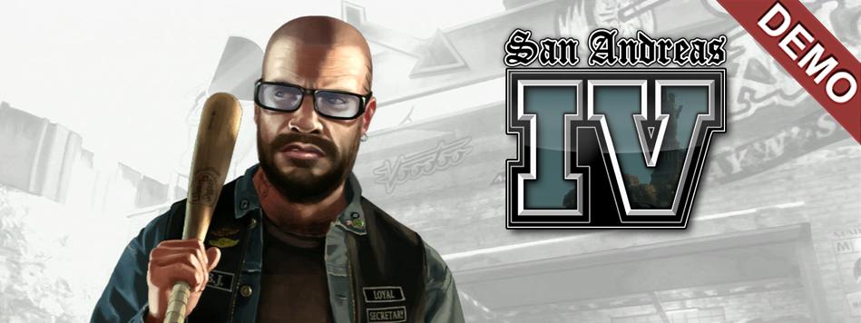 Grand Theft Auto San Andreas IV mod - Mod DB