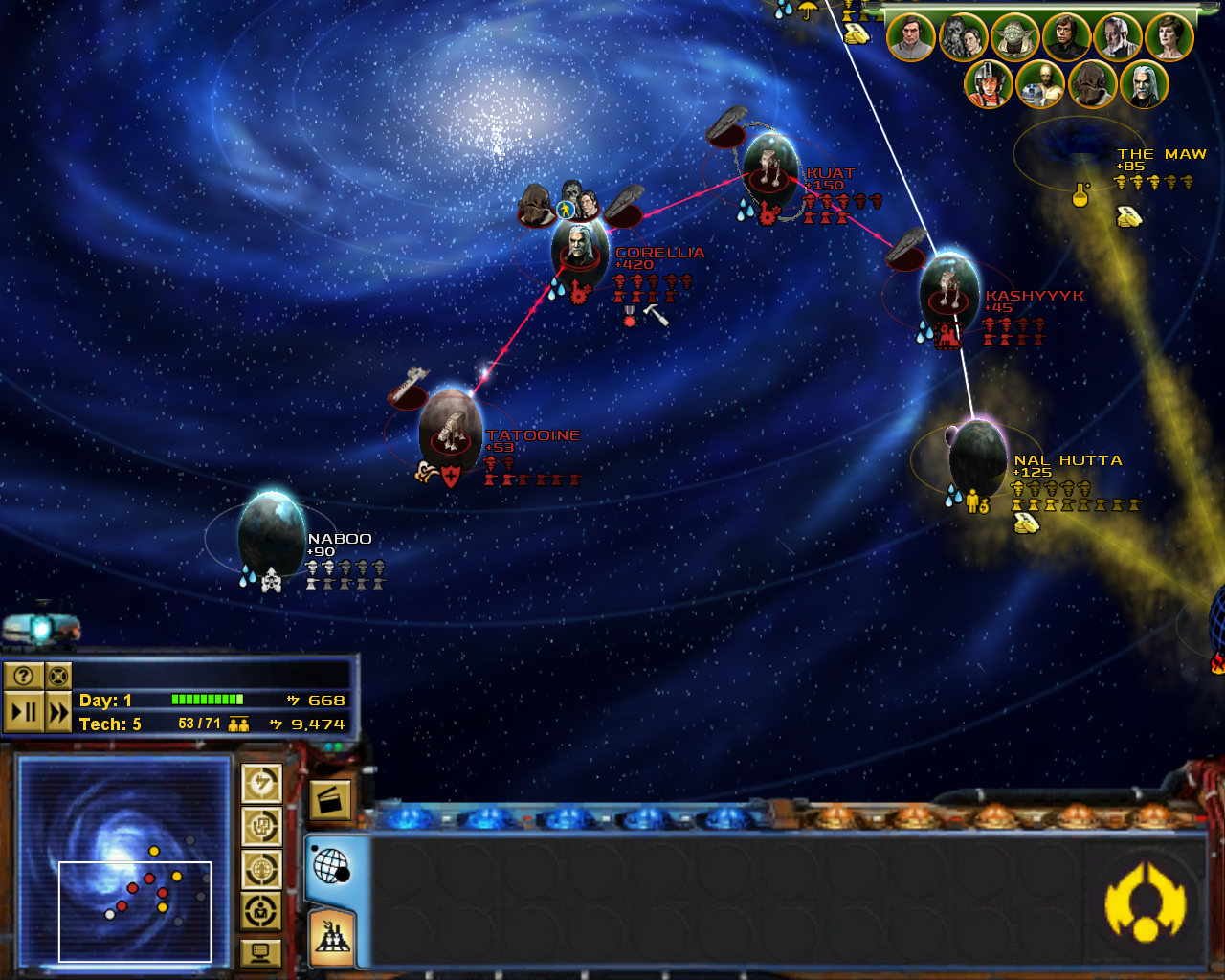 Star Wars Empire At War Galactic Conquest Коды