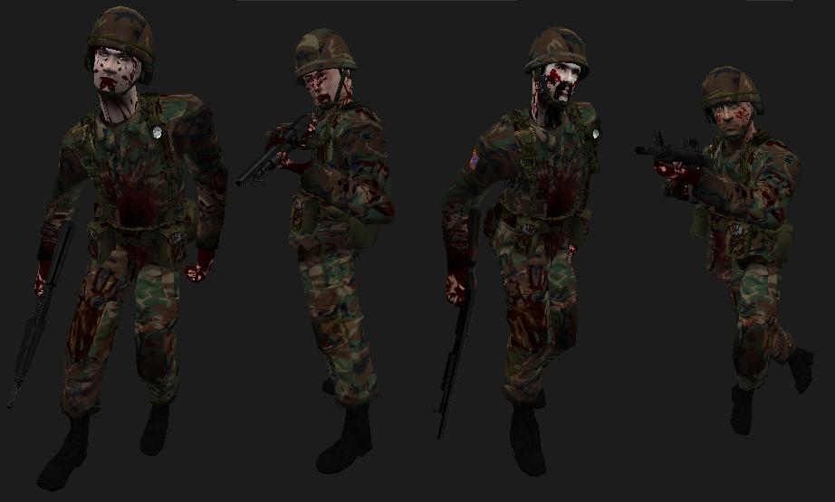 National Guard Hooo Image Half Life Revisioned Mod