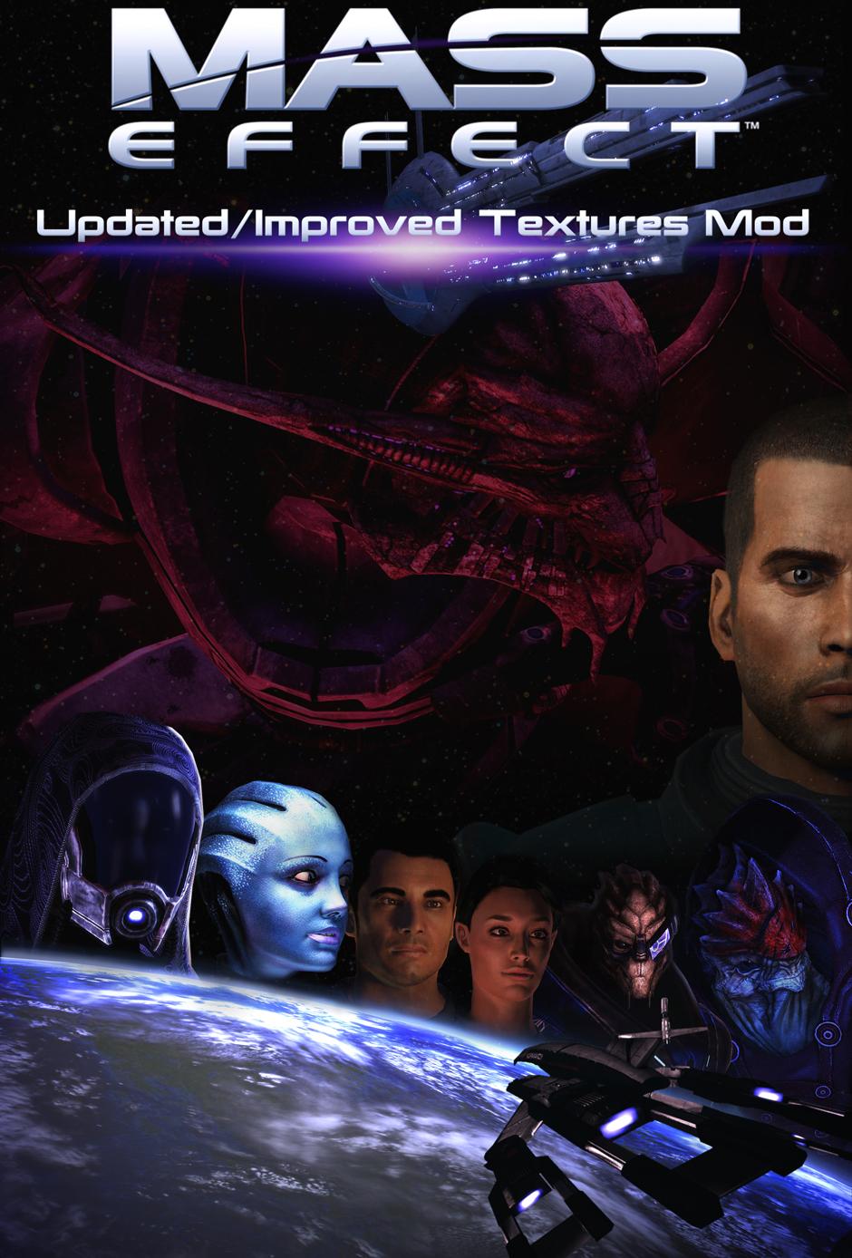 http://www.moddb.com/mods/mass-effect-1-new-texture-updatesimprovements-mod