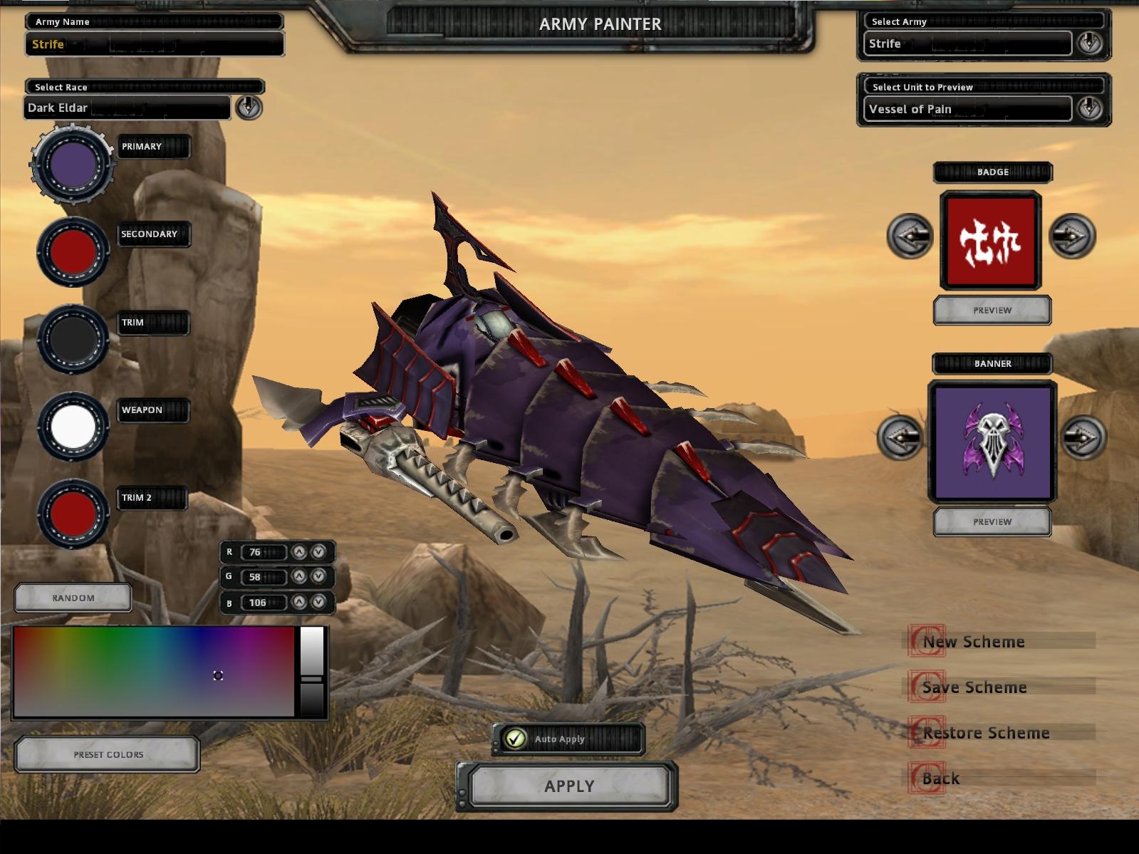 Game replays org dawn war 2
