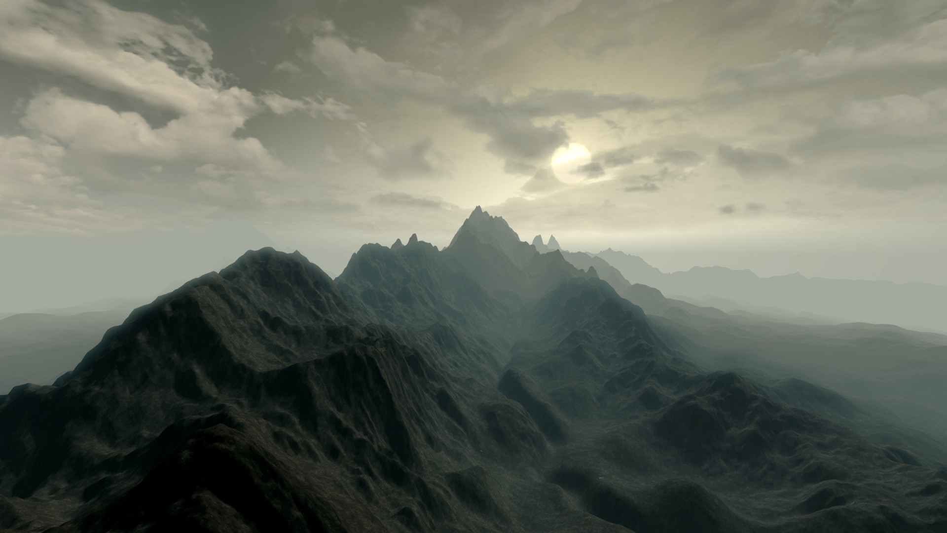 Heightmap screenshots image - MERP | Middle Earth Roleplaying