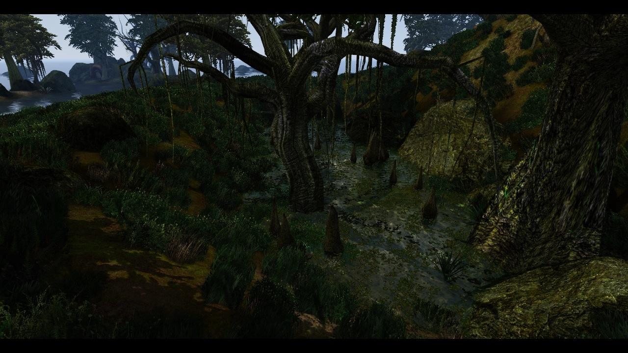 In-Game Screens image - Morrowind Overhaul - Sounds & Graphics mod