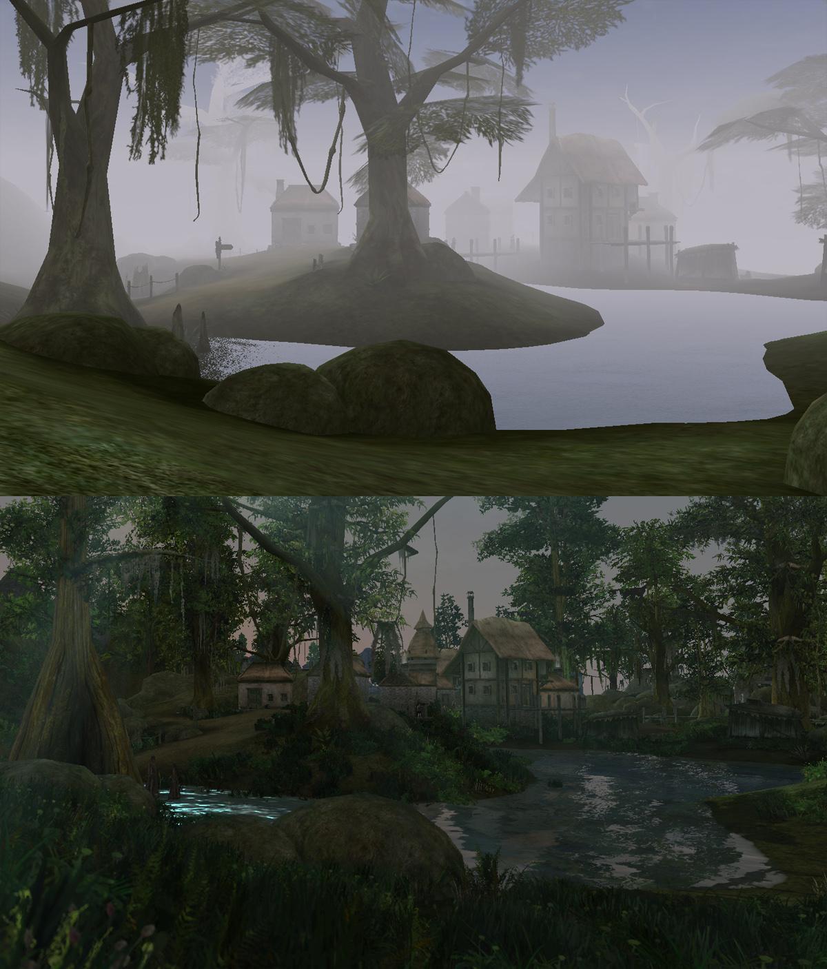 Awesomnia image - Morrowind Overhaul - Sounds & Graphics mod for