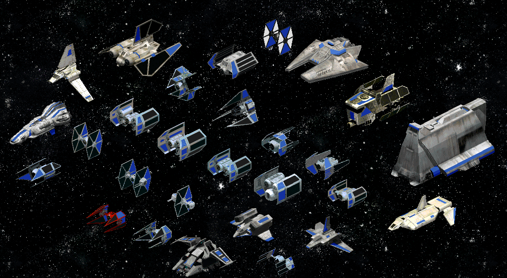 Name Em All Diagram Of All The Imperial Ship Classes From Star Wars