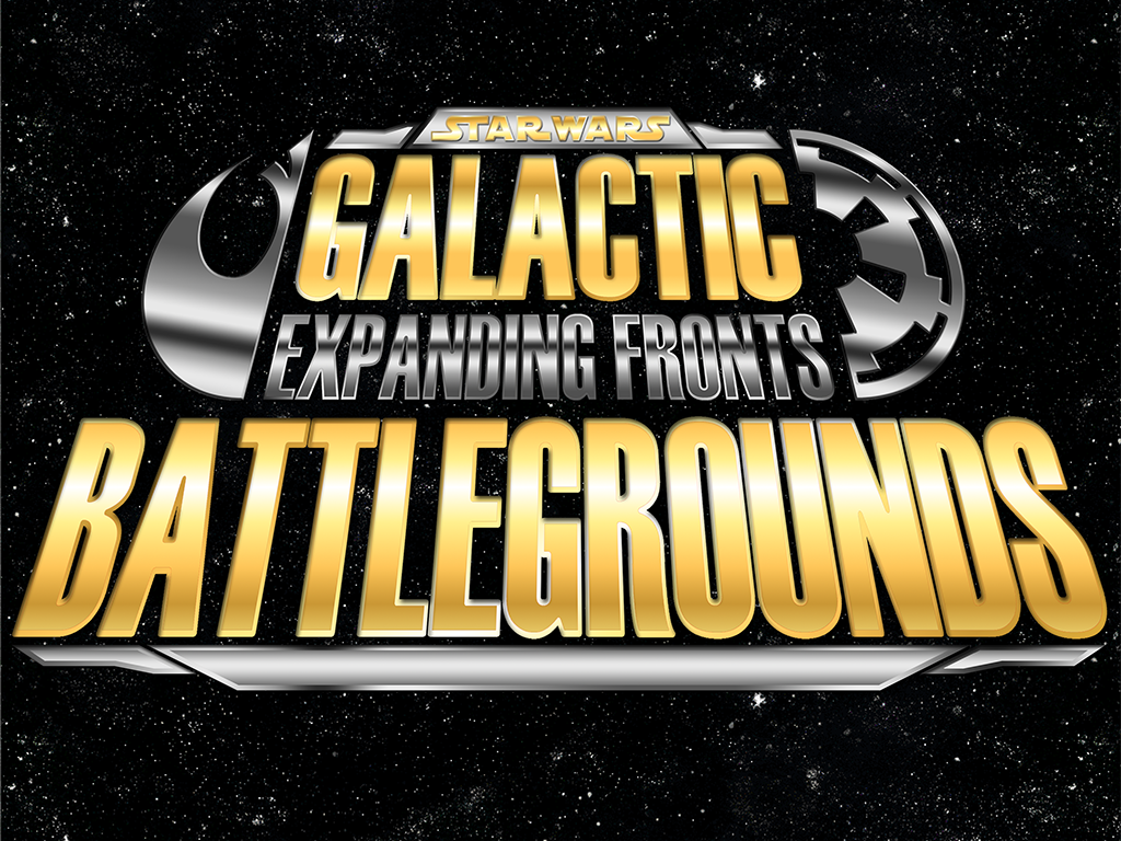 Expanding Fronts mod for Star Wars: Galactic Battlegrounds
