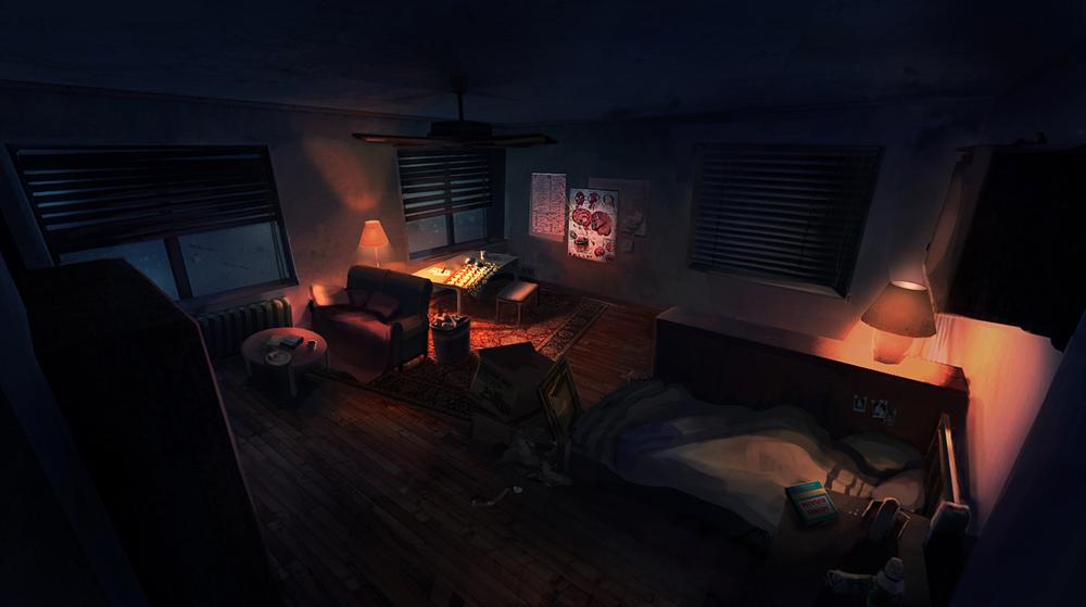 Katherine S Room Image Mindworld Shattered Dreams Mod For Half Life 2 Mod Db