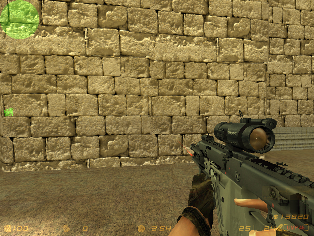 Weapon Demos3 Image Counter Strike 1 6 Ultra Hd Edition Mod For
