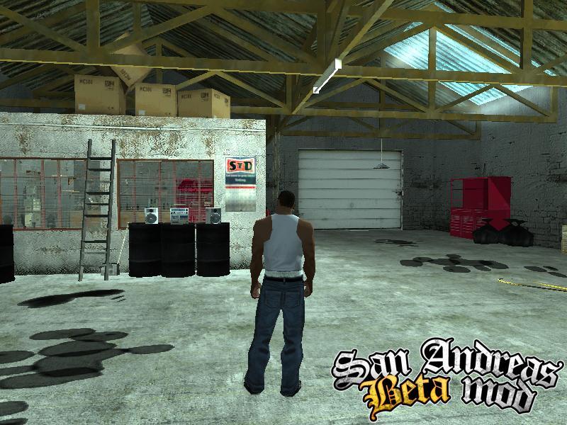 Gta garage mod installer san andreas free download | GTA San