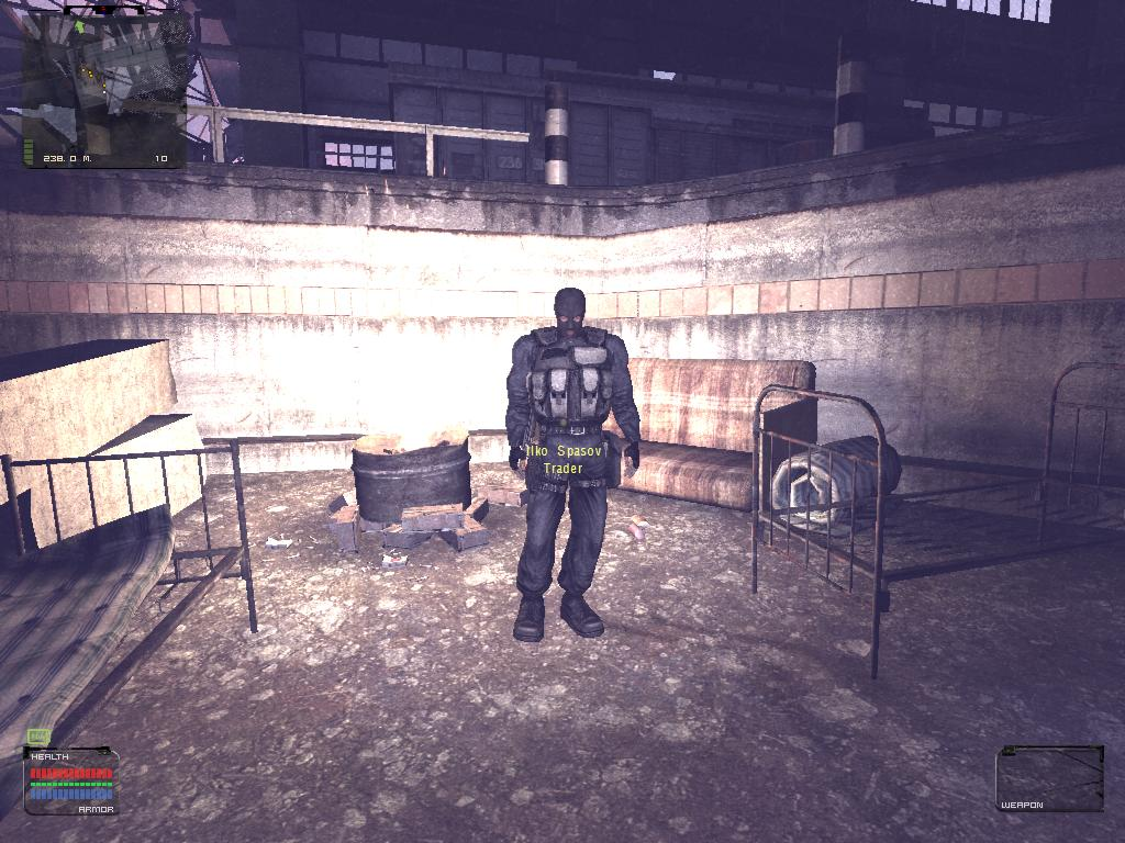 New Weapons image - S.T.A.L.K.E.R. - The Cursed Zone mod