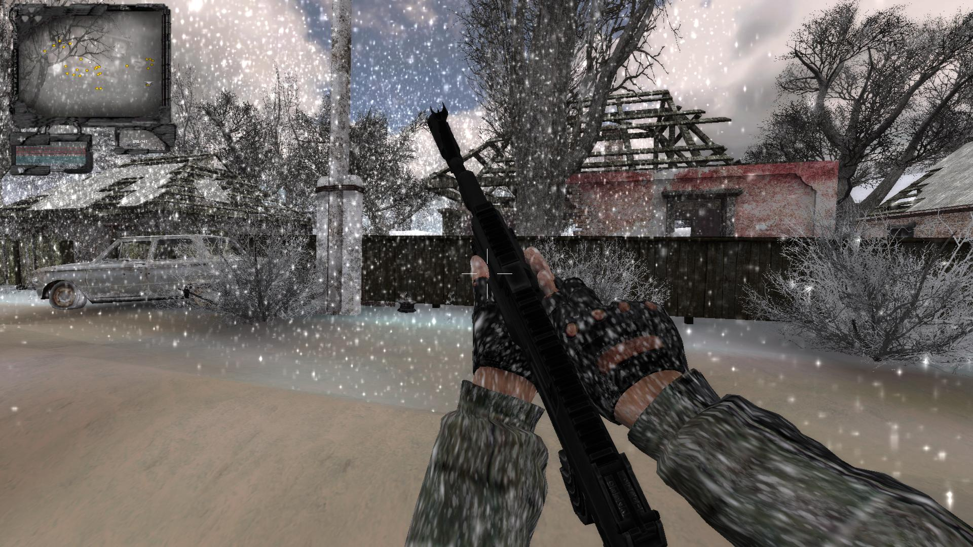 Ak12 image - S.T.A.L.K.E.R. - The Cursed Zone mod for S.T