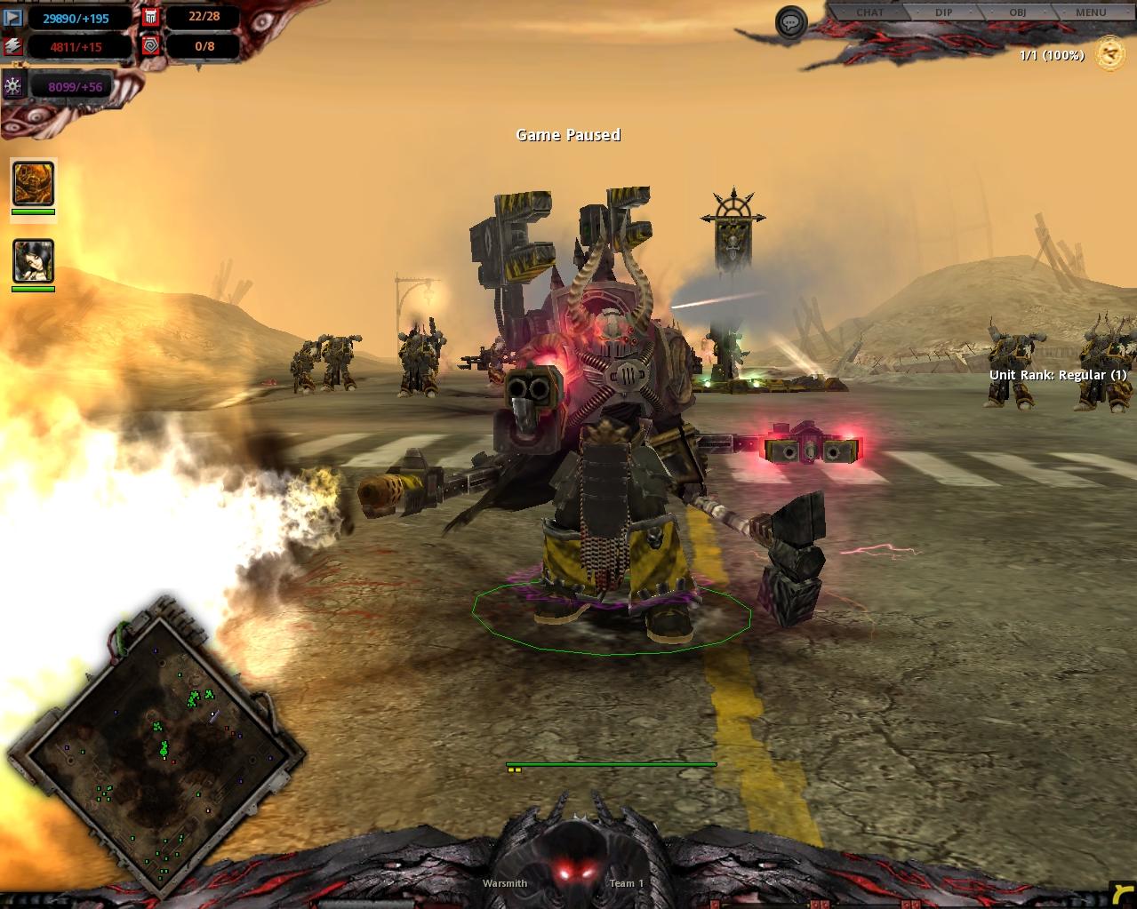 ПОМОГИТЗЫКОМ! : Warhammer 40,000: Dawn of War 12
