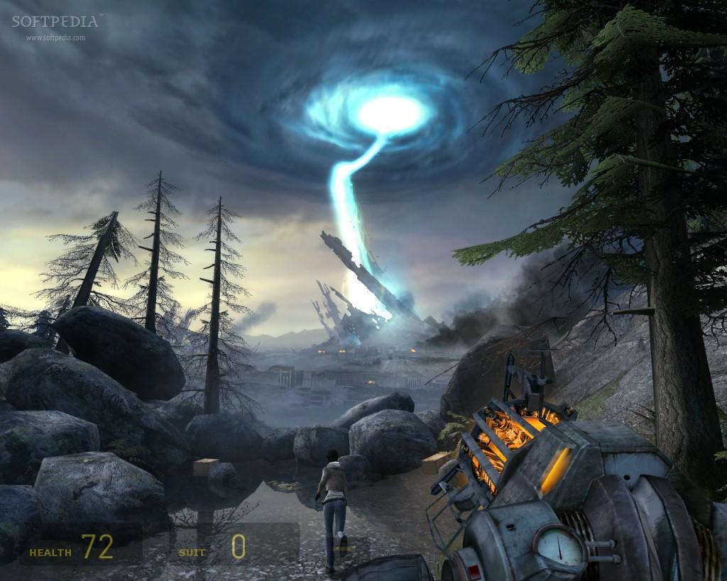 Скачать бесплатно игру Half-Life 2 Episode Two.