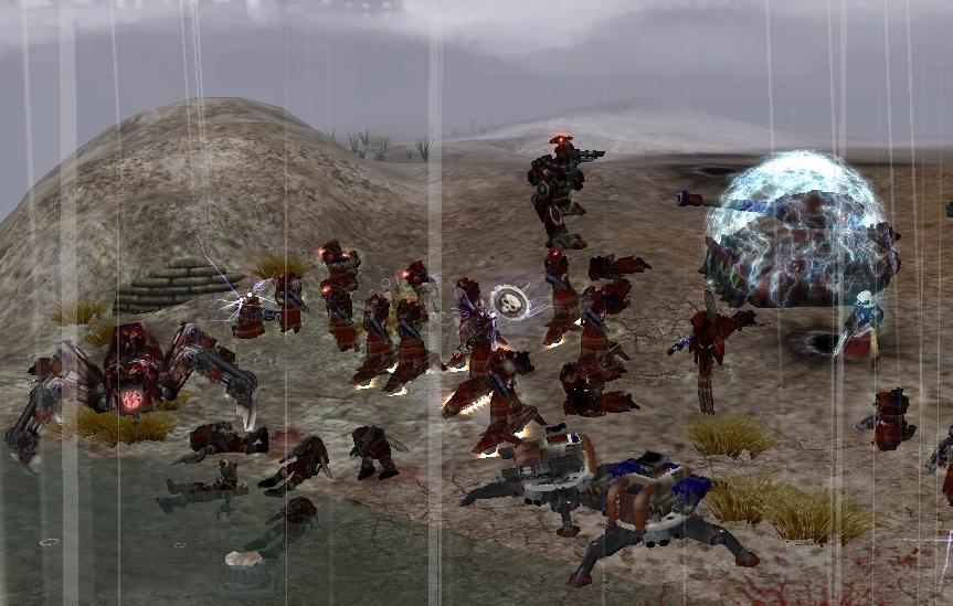 Adeptus Mechanicus: Explorators mod for Dawn of War - Mod DB