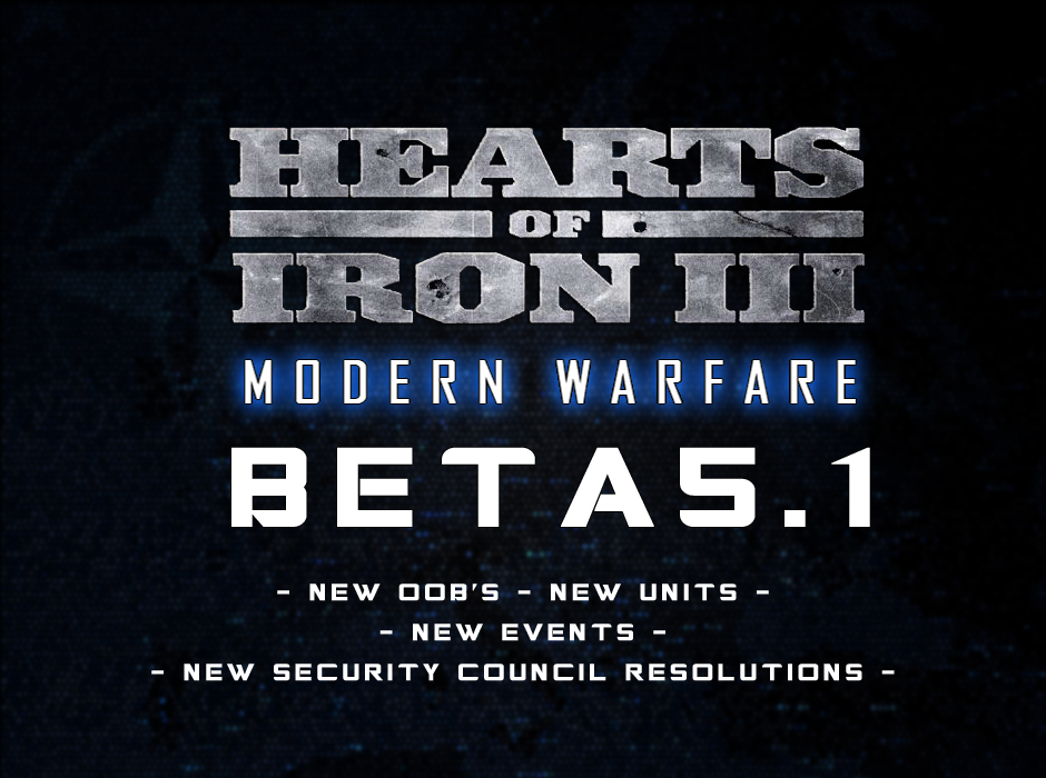 -------Modern Warfare Beta 5 Splash Image----------------------------