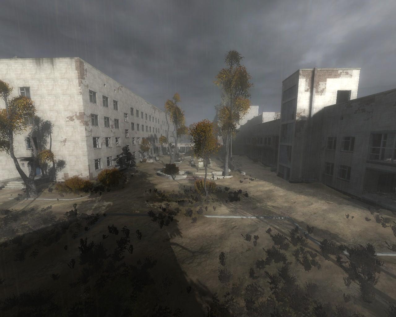 текстуры call of pripyat: