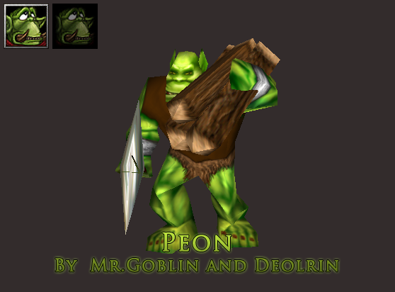 New Peasant Peon Image Warcraft 2 5 Mod For Warcraft Iii Frozen