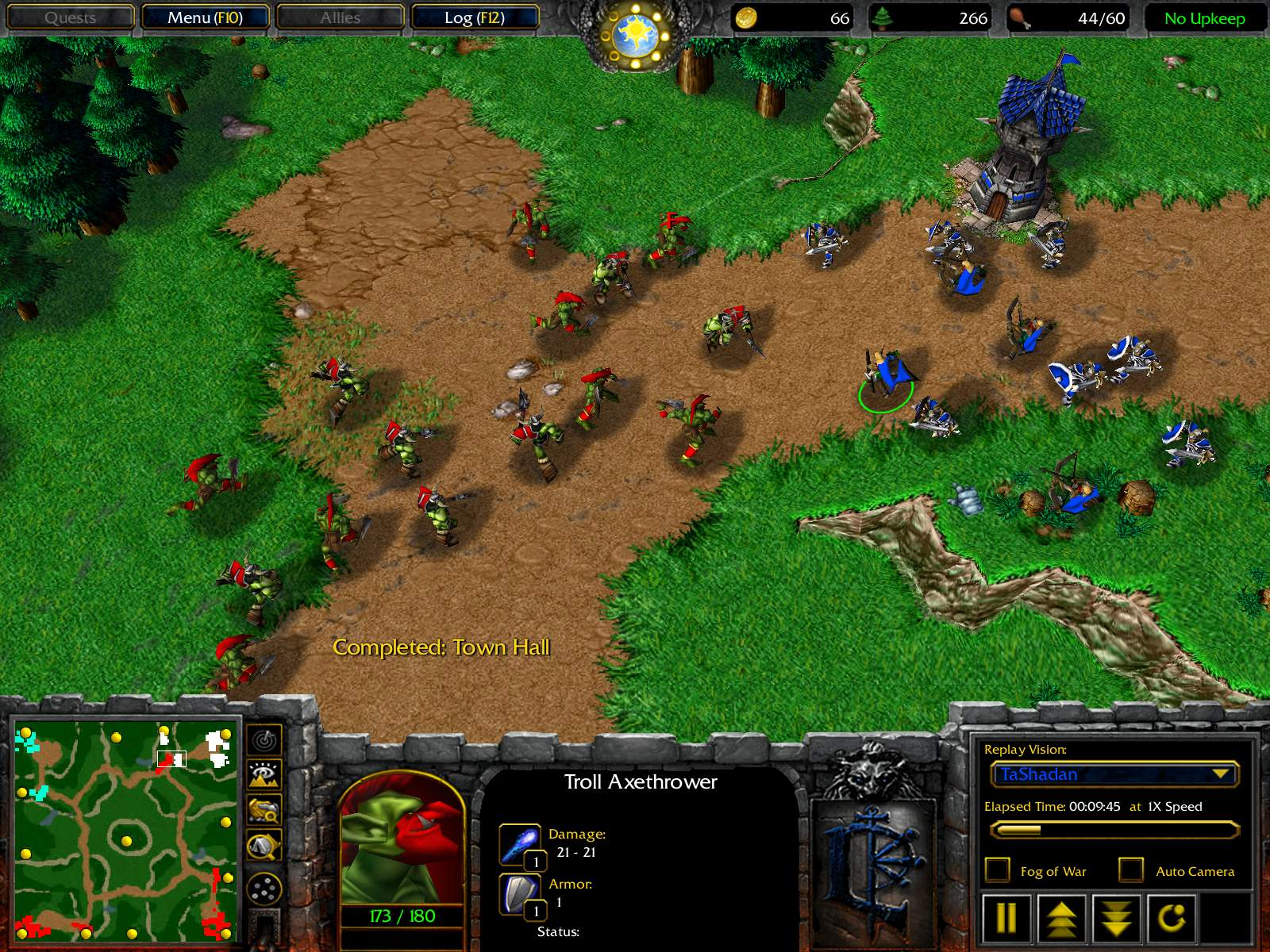 Warcraft iii chaos orc map hentai pic