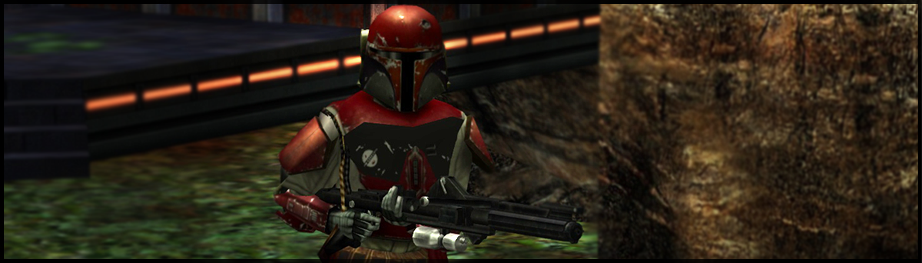 Boba Fett (player: Weaver)