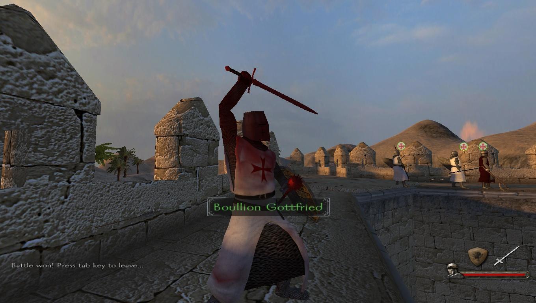 [SP][EN] Crusader : Deus Vult Mb8