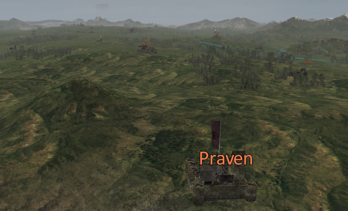 The world map image scaedumar ii mod for mount blade warband report rss the world map view original gumiabroncs Images