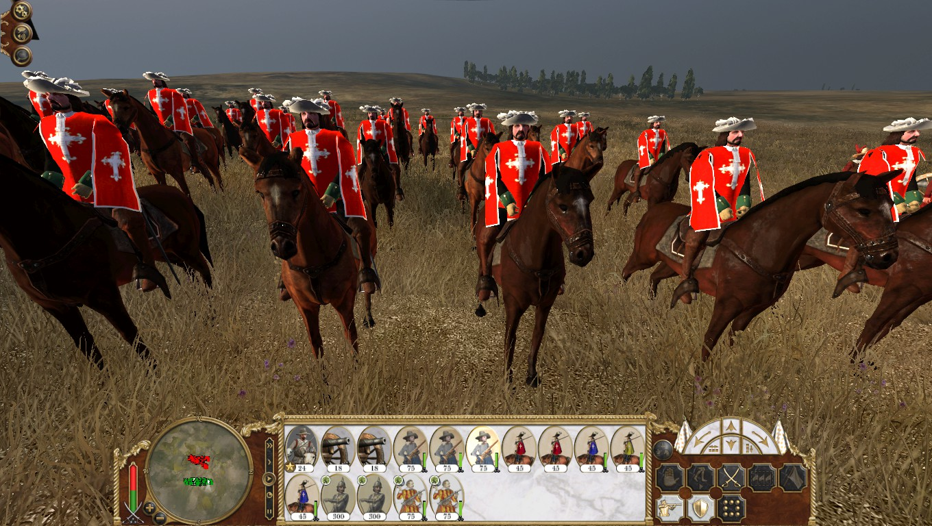 French Cardinal's Guard, Colonialism 1600AD, Empire Total War mod