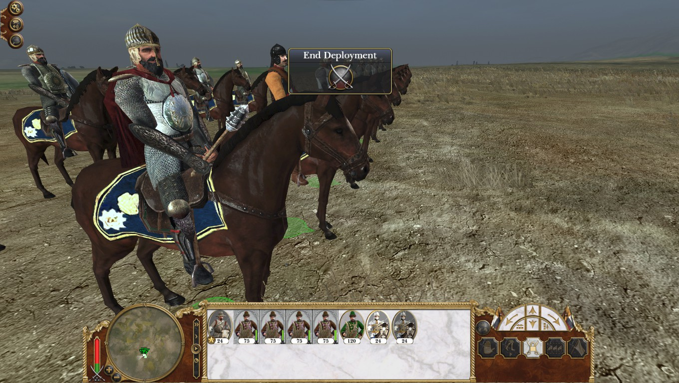 Russian General, Colonialism 1600AD, Empire Total War mod