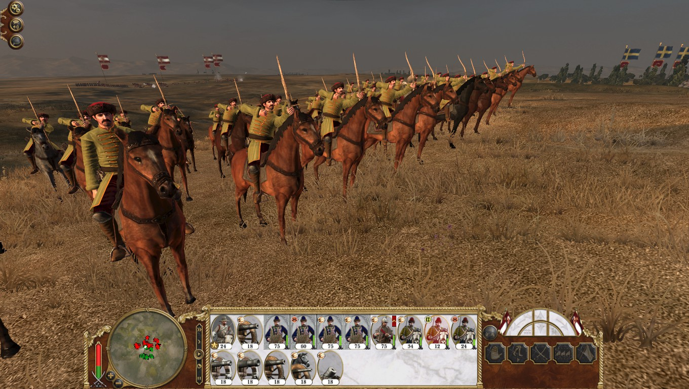 Litowczycy (Poland-Lithuania early), Colonialism 1600AD, Empire Total War mod
