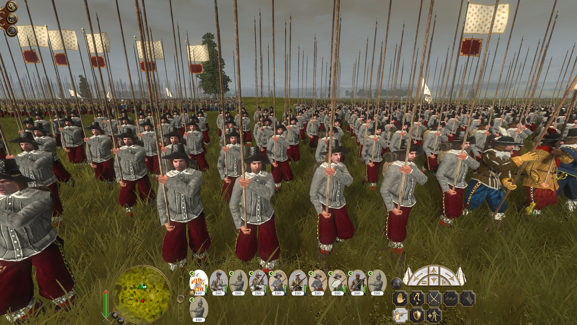 Colonialism 1600AD Empire Total War mod