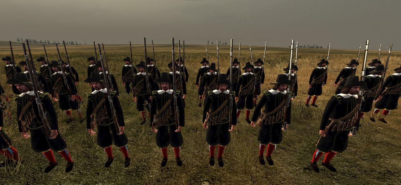 Foreign Autorament (Poland-Lithuania), Colonialism 1600AD, Empire Total War mod