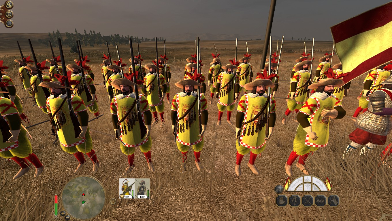 Guardia Del Rey Musketeers Spain Elite Unit Image