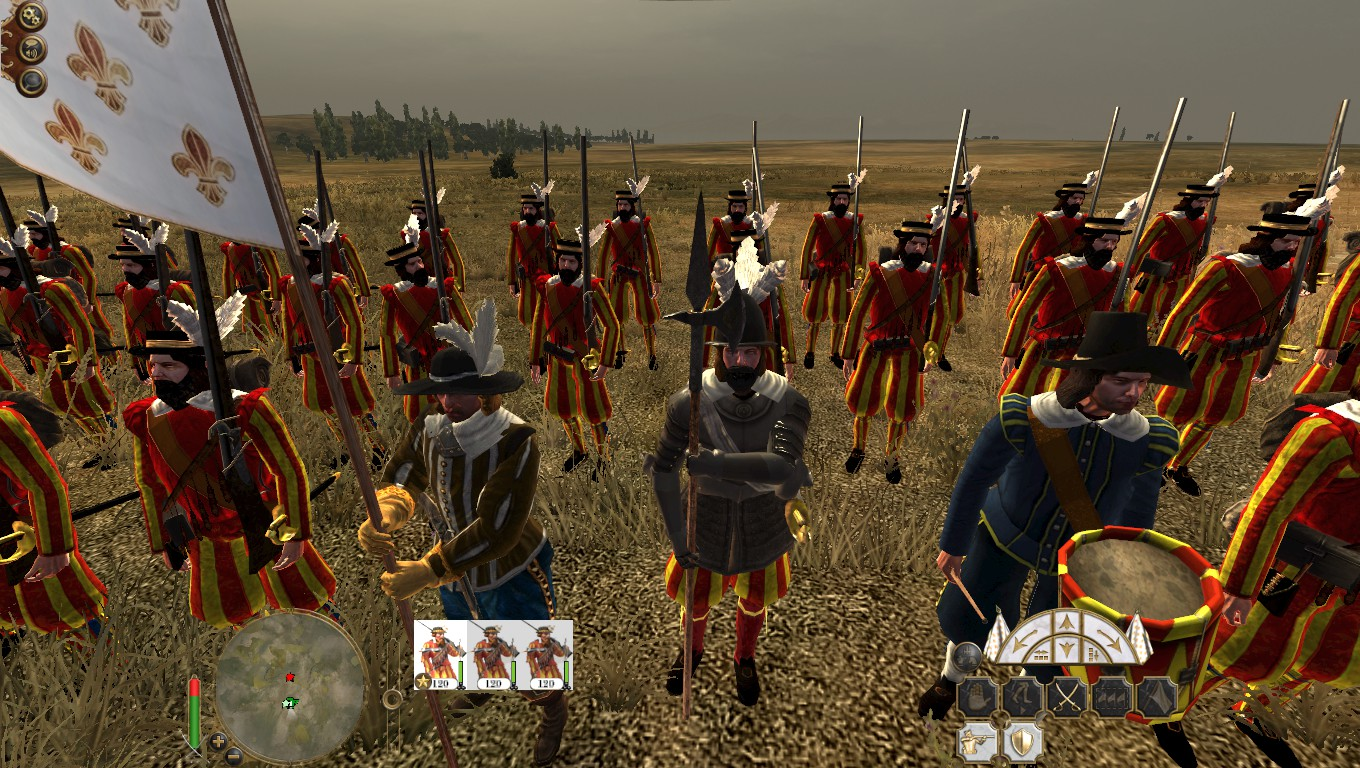 how to play as scotland in empire total war
