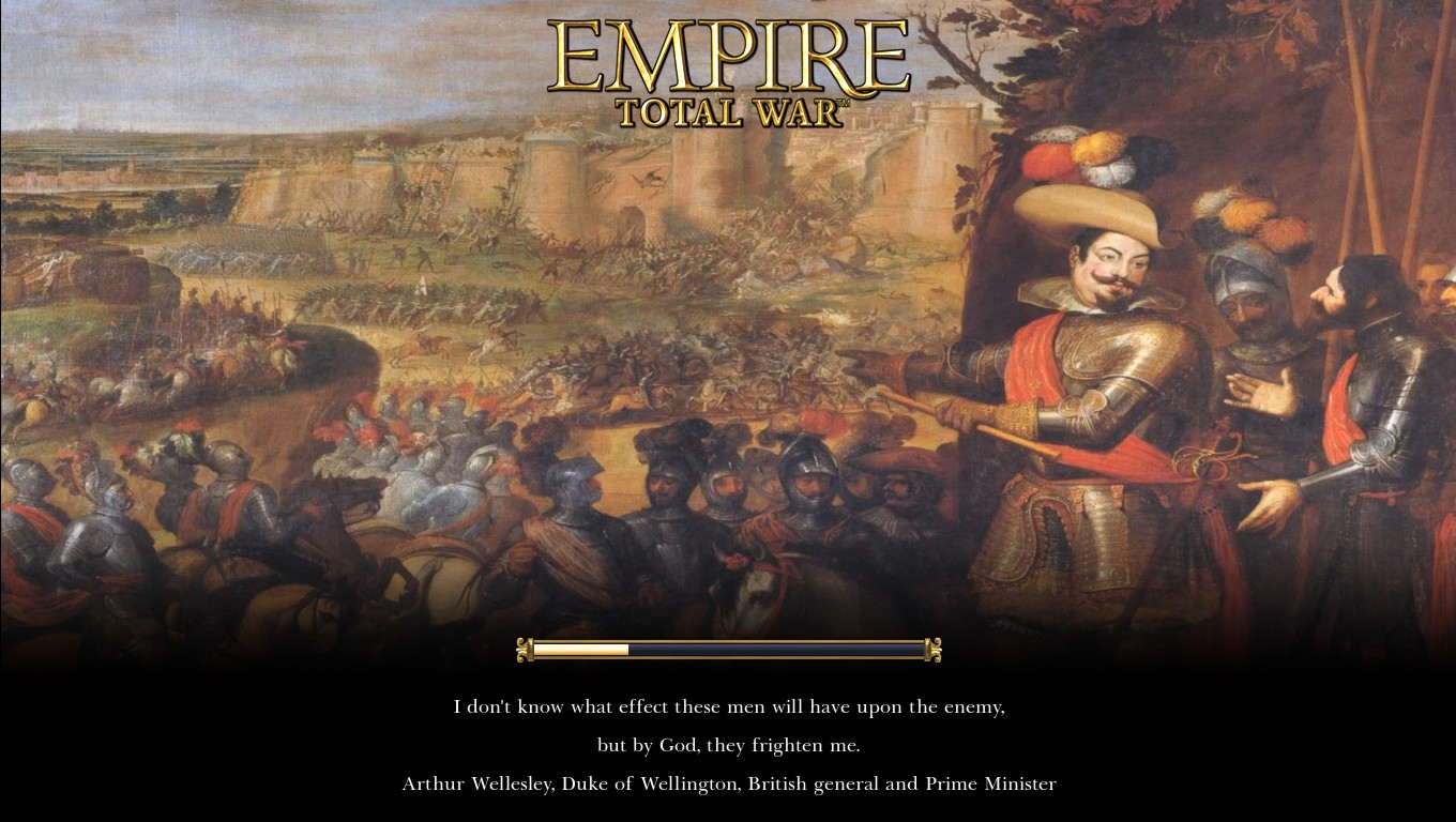 17th century loading screens, Colonialism 1600AD, Empire Total War mod