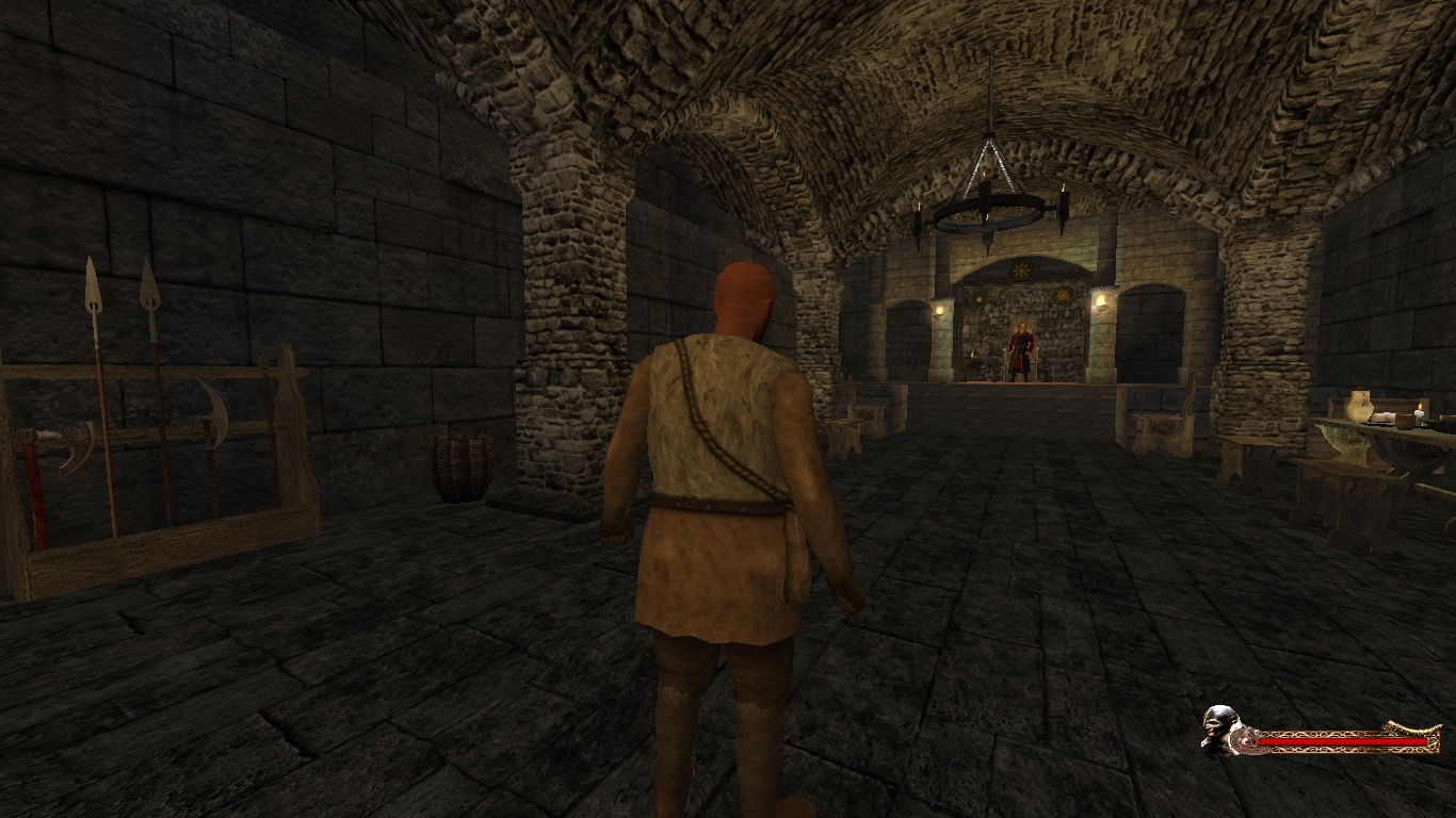 Akathir represents you: the Hall of Hornburg image - Blood ...