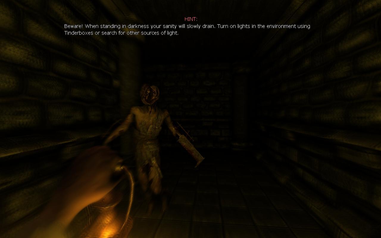 Amnesia Monster Brute