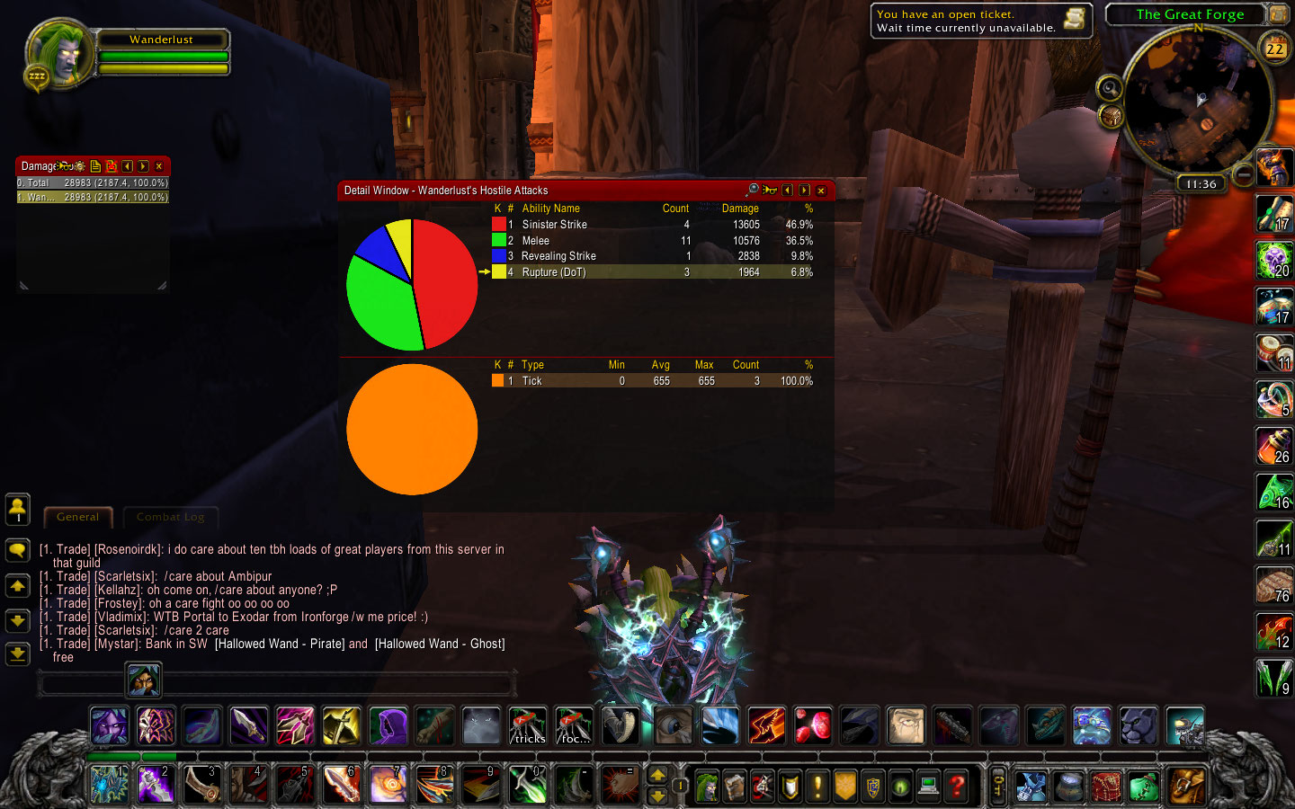 Recount mod for World of Warcraft - Mod DB