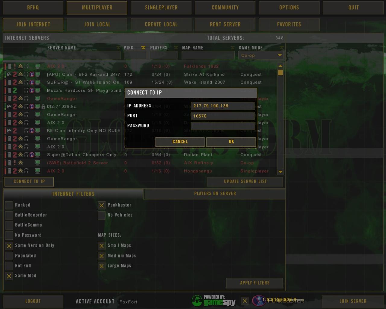 Как сделать ботов в battlefield 2