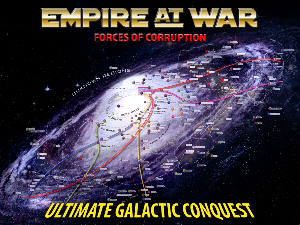 ultimate galactic conquest v1 mod for star wars empire