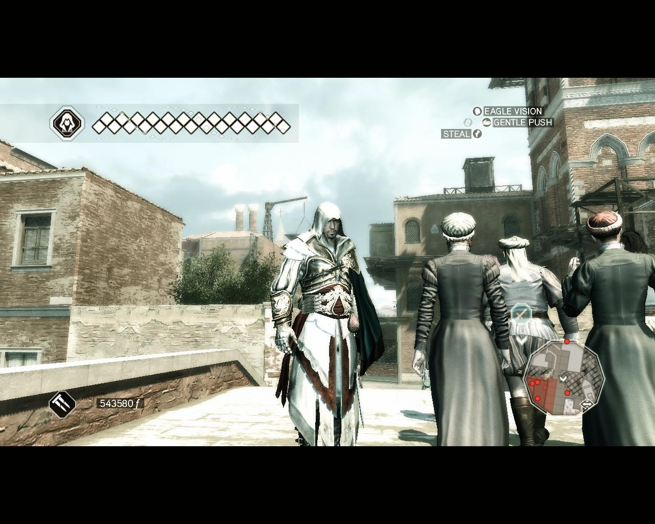 White Altair Armor Mod For Assassin S Creed Ii Mod Db