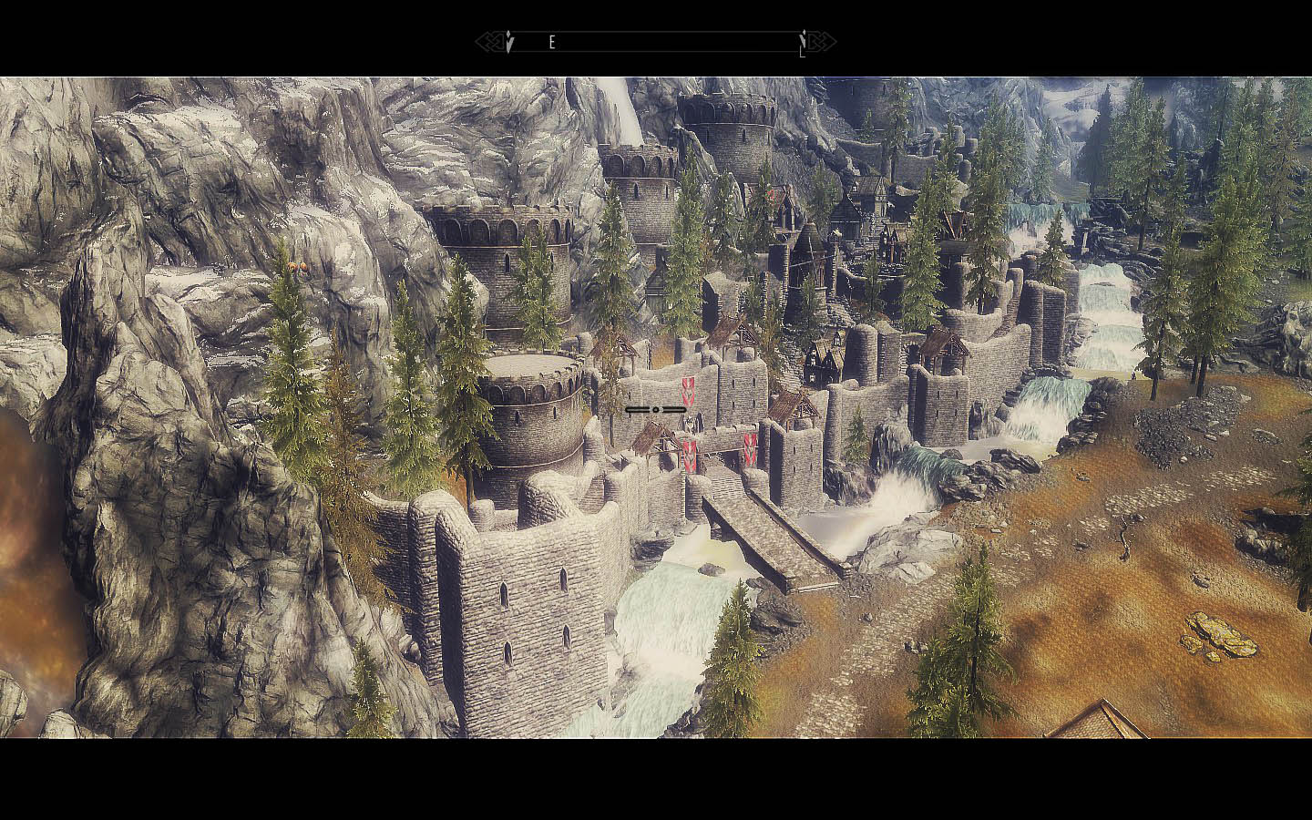 Lc-become king of riverhelm compatible version at skyrim nexus.