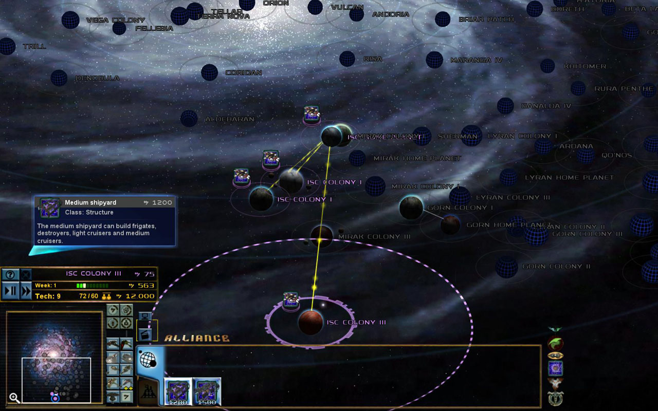 Star Trek Tos 3 0 A Mod For Star Wars Empire At War Forces