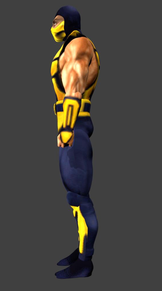 scorpion model update image