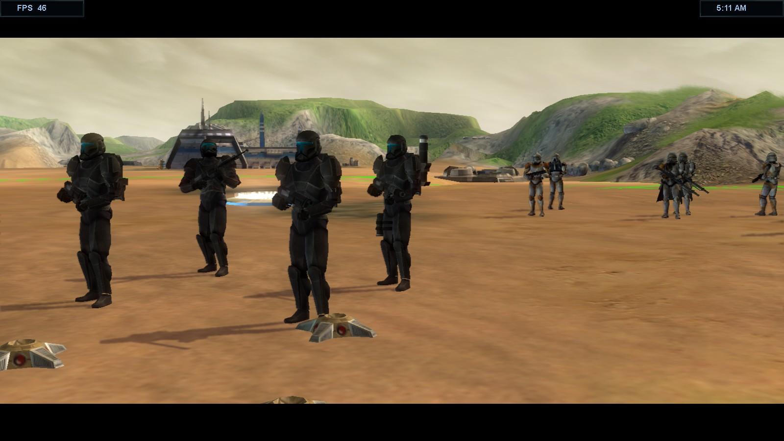 A New Faction Omega Squad And More News Star Wars Modders Mod Db