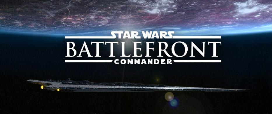 Star Wars BattleFront Commander mod - Mod DB
