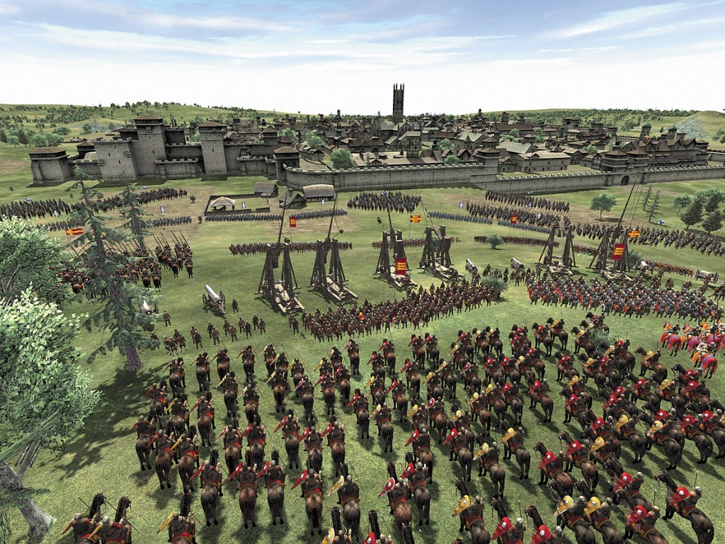 how to play medieval 2 total war