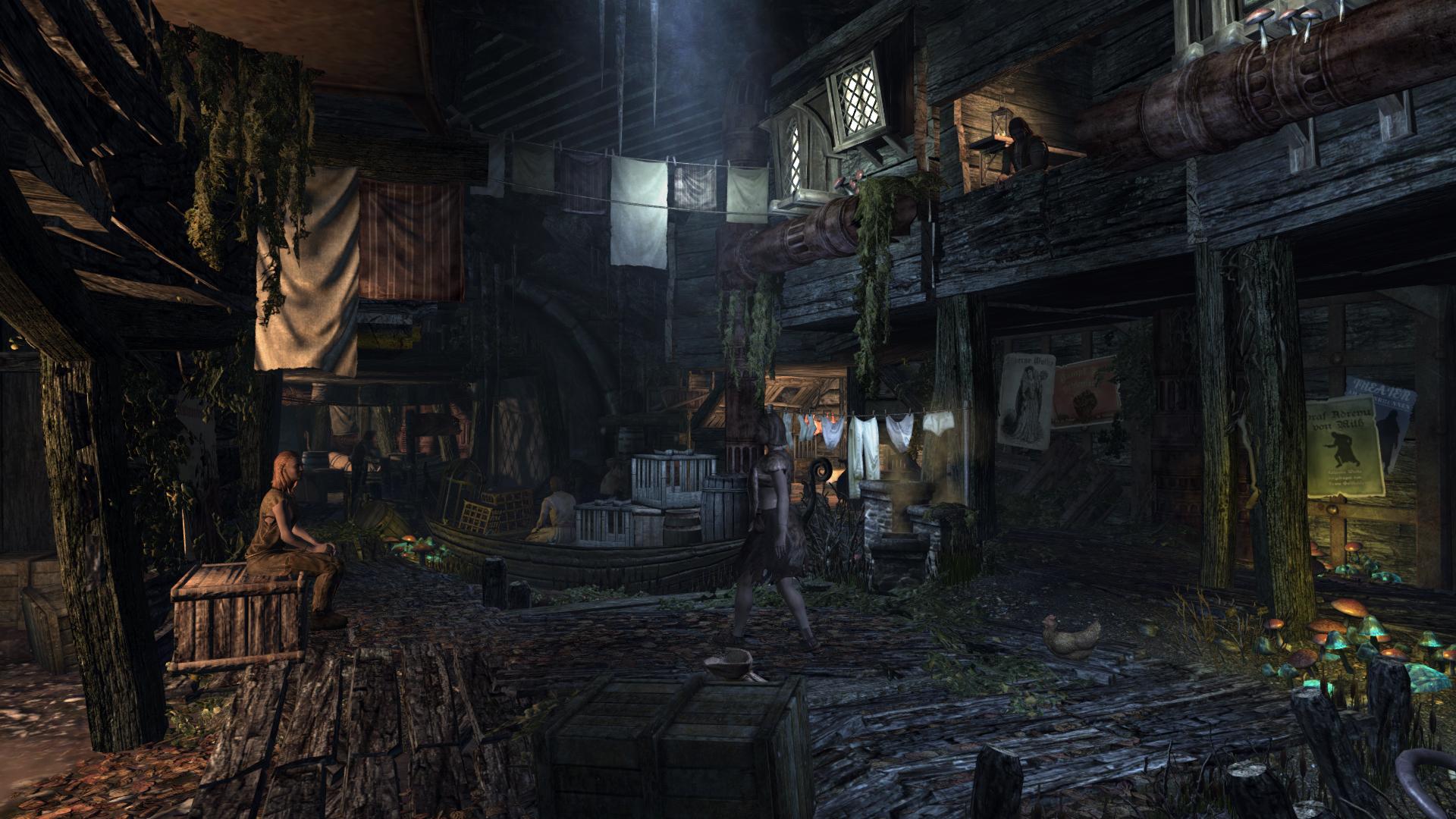 The Undercity Image Enderal Mod For Elder Scrolls V