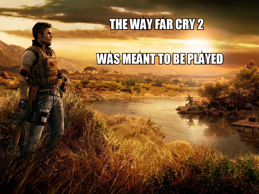 Dylan's Far Cry 2 Realism Mod For Far Cry 2