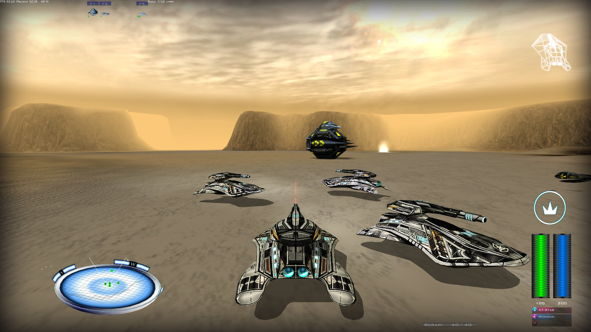 Hd sabre tank image battlezone ii hd mod for for Battlezone 2