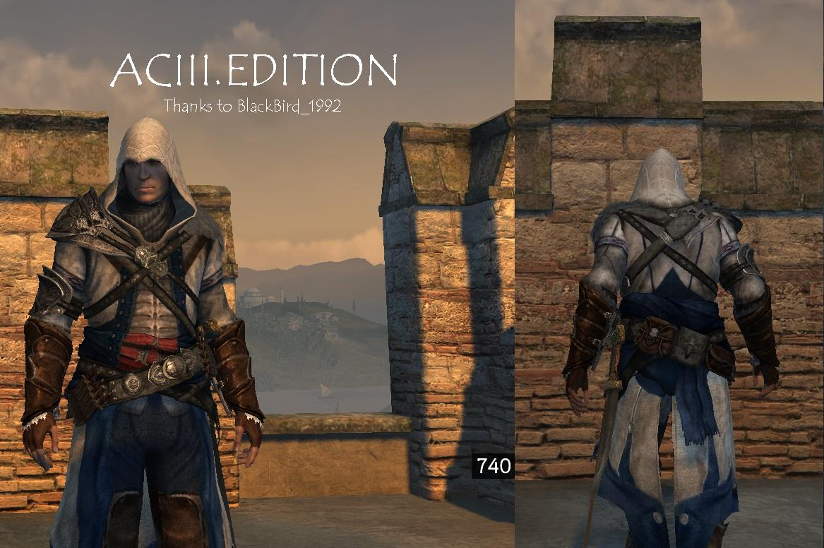 Скачать мод для assassins creed 3