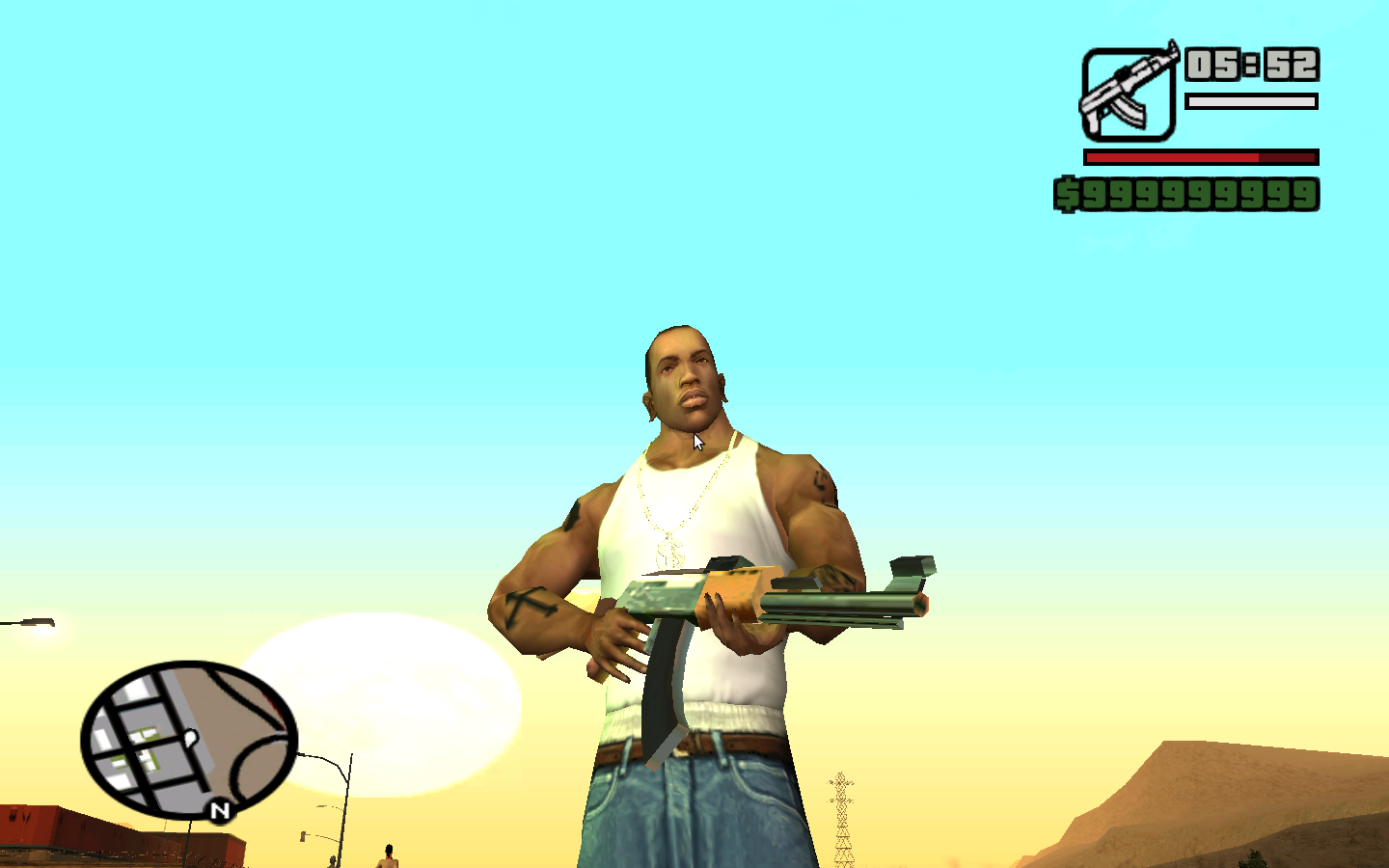 Grand theft auto san andreas v2